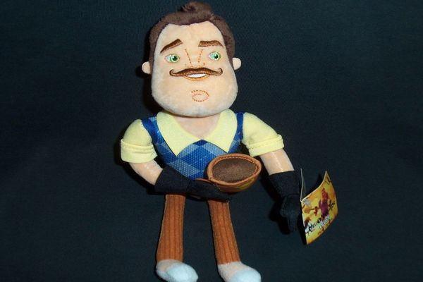 Мягкие игрушки Привет Сосед на Ebay