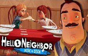 Скачать Привет Сосед Прятки