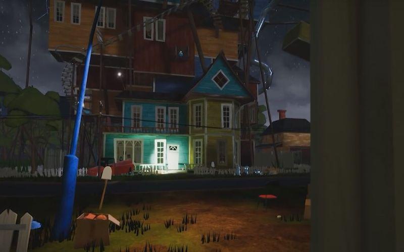 Скачать Привет Сосед полная версия - v1.3 2018 PC