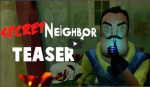 Секрет Соседа - новая часть? Дата Выхода